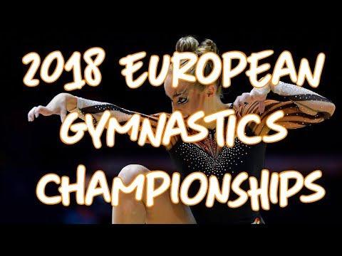 Best 2018 Gymnastics European Championships