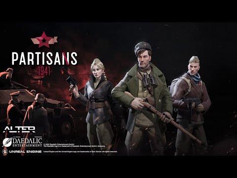 Partisans 1941 |