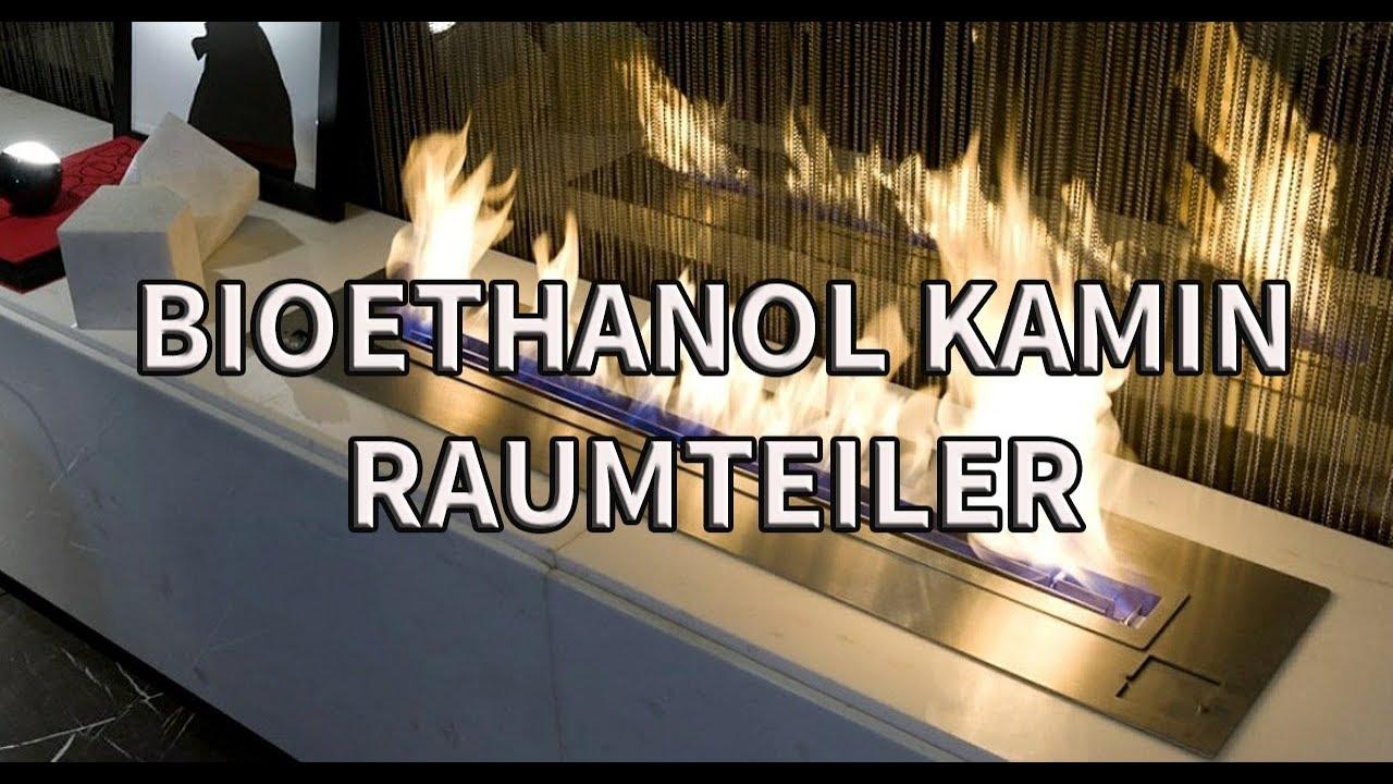 Bioethanol Kamin Raumteiler | Informationen, Tipps Und Empfehlungen
