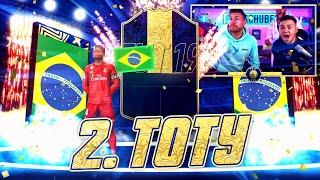 OMG! DER NÄCHSTE TOTY IM PACK! DAS PACKLUCK BLEIBT!!!  FIFA 19