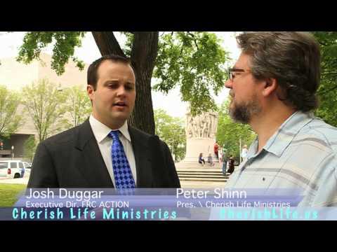 Peter Shinn interviews Josh Duggar, Executive Director of FRC Action