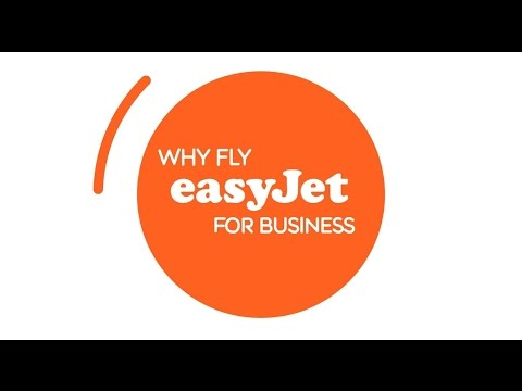Why fly easyJet for business
