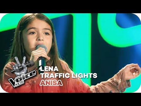 Lena - Traffic Lights (Anisa) | Blind Auditions | The Voice Kids 2018 | SAT.1