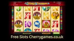 Kings Treasure Slot Machine - Free Online Casino Slots from Novomatic