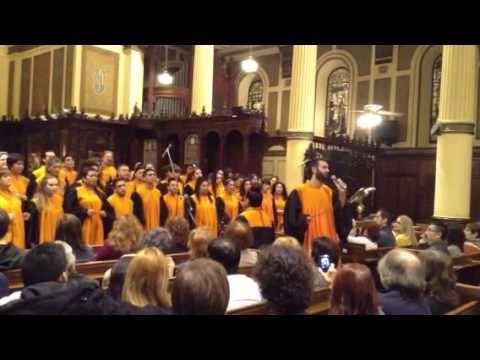 Trust Me -- AfroSound Choir (soloist: Santiago Guerisoli)