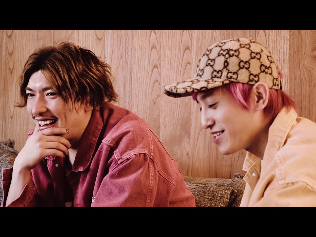BEHIND THE STAGE 「EXIT」
