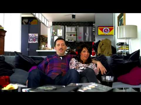 la t l commande florence foresti et gad elmaleh youtube. Black Bedroom Furniture Sets. Home Design Ideas