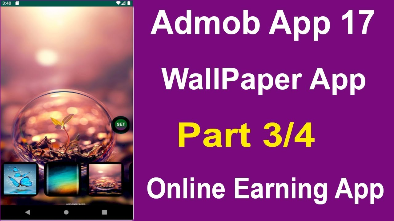 How To Set Wallpaper Android Studio How To Make Wallpaper