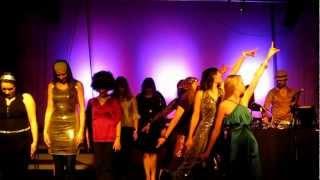 Jimmy Aaja - Bollywood Disco Dance Performance at the Jai Ho! Dance Party