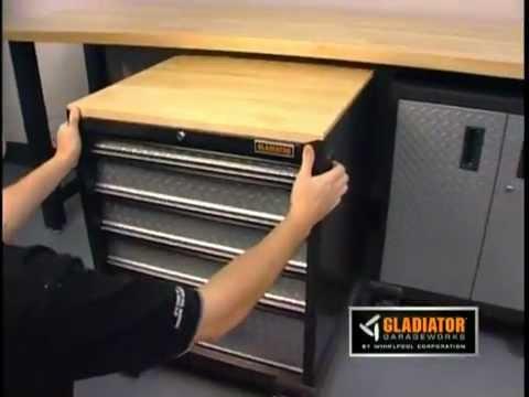 Armadi per garage di casa armoires pour garage for Arredamento per garage