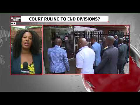 KZN ANC divisions play out in court