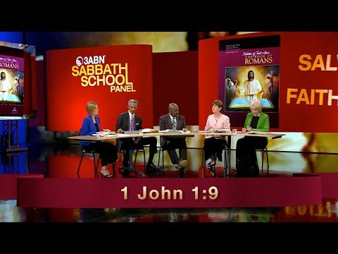 """Lesson 8: """"Who Is the Man of Romans 7?"""" - 3ABN Sabbath School Panel"""