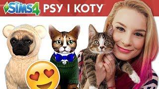 The Sims 4 Psy i koty ♥ dla Stowarzyszenia Nadzieja na dom!