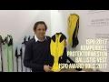 Ispo 2017: Komperdell  Protektorwesten - Ballistic Vest ISPO Award Gold 2017