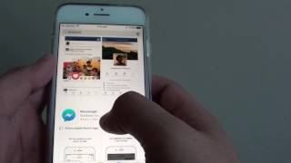 iPhone 7: How to Install Facebook App