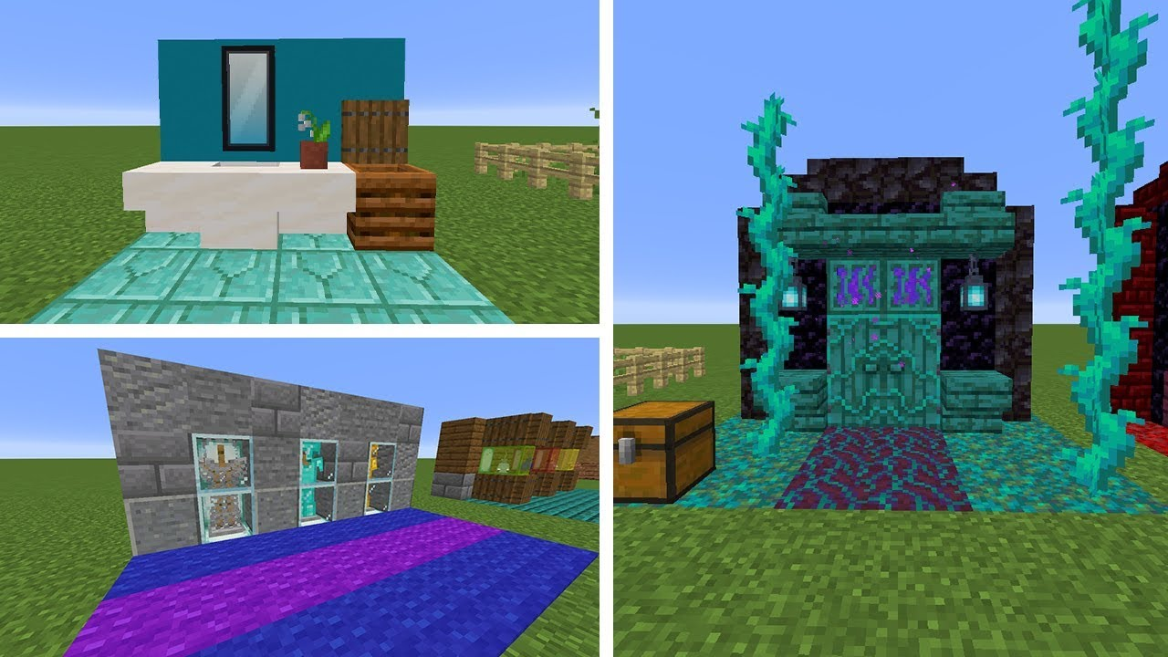 10 Cute Things To Add To Your Minecraft Worlds Youtube