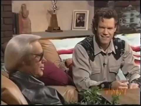 The George Jones Show (FULL) Roy Clark, Randy Travis, Neil McCoy
