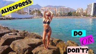 AliExpress bikini, do or don't! Vlog #37