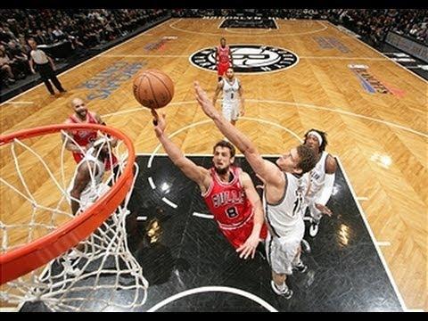 Marco Belinelli Propels the Bulls in Brooklyn