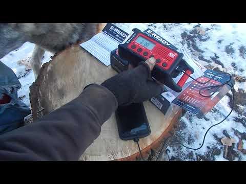 Midland ER310 Emergency Crank Radio