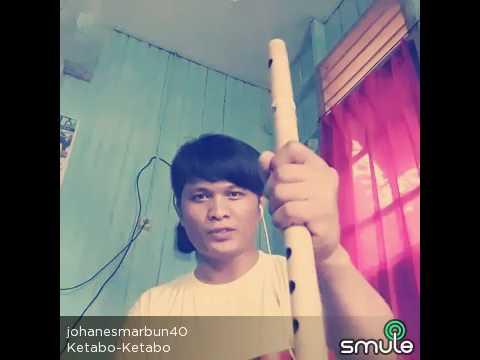 Master suling Batak Toba Kren habis