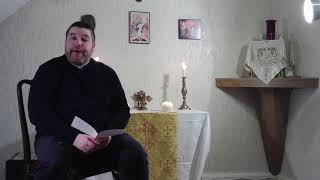 Blessing for Saint Blaise 03/02/2021