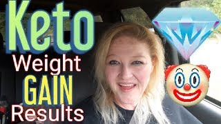 Keto, Scary Gain Weigh In! Keto Meals, Vlog