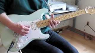 Guitar Lesson: Brown-Eyed Handsome Man (Buddy Holly, Chuck Berry)