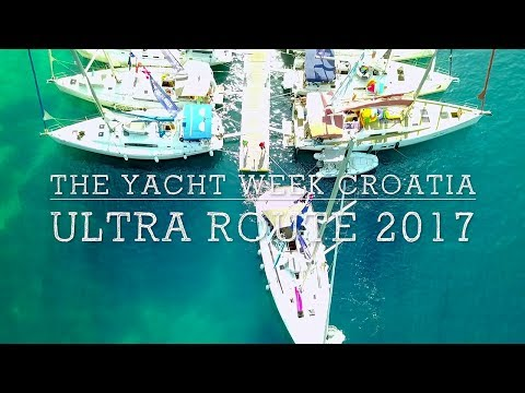 The Yacht Week - After Movie 2017  (Croatia | Ultra Europe)