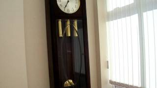 Dufa Westminster Chime Longcase Grandfather Clock