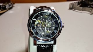 Winner skeleton watch aliexpress