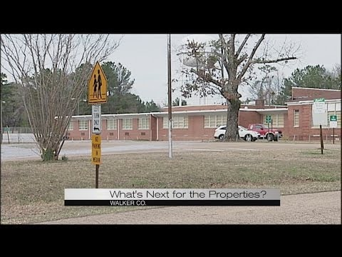 Walker County schools for sale