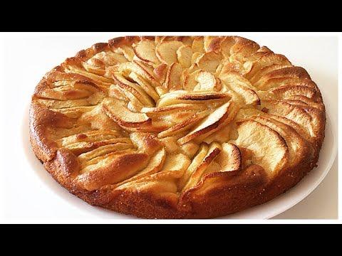 ❥-gâteau-façon-tarte-aux-pommes.