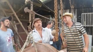 Ruralizando - Carneando um Porco - Parte 1