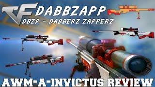CrossFire North America 2.0: AWM-A-Invictus [Review]✔