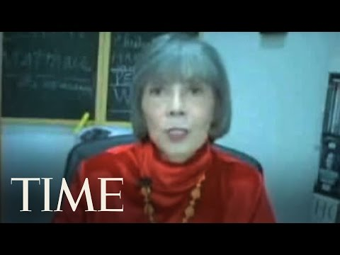 Time Interviews Anne Rice | TIME