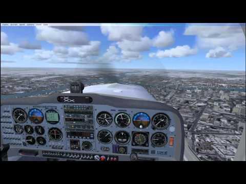 EYKA - EYKS Flight over Kaunas (Grob Tutor)