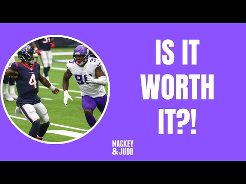 Do Minnesota Vikings and Deshaun Watson make sense?