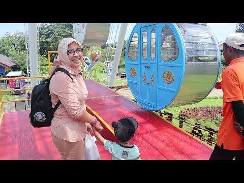 Ada Wahana Bermain Apa Aja Ya Di Taman Legenda TMII Jakarta ?