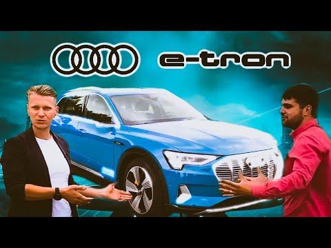 ШОК! КЛИКБЭЙТ! AUDI ETRON уделал Jaguar iPace и теперь очередь за...