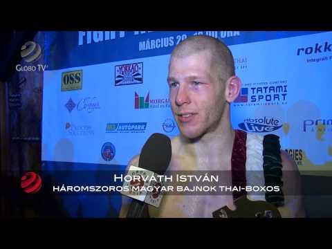 A Barba Negrában találkozott a magyar thai box elit