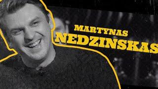 NEPATOGŪS KLAUSIMAI - MARTYNAS NEDZINSKAS