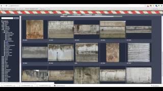 Дизайн и визуализация  2   текстуры грязи и потертостей