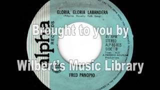 GLORIA, GLORIA LABANDERA - Fred Panopio