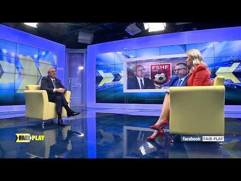 """Intervista ekskluzive e Armand Dukës në """"Fair Play"""" përballë gazetares Enkeleida Zeko"""