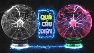 🔥TXT - Lần Đầu Chơi Quả Bóng Điện, Giá Chỉ 200k | Plasma Ball
