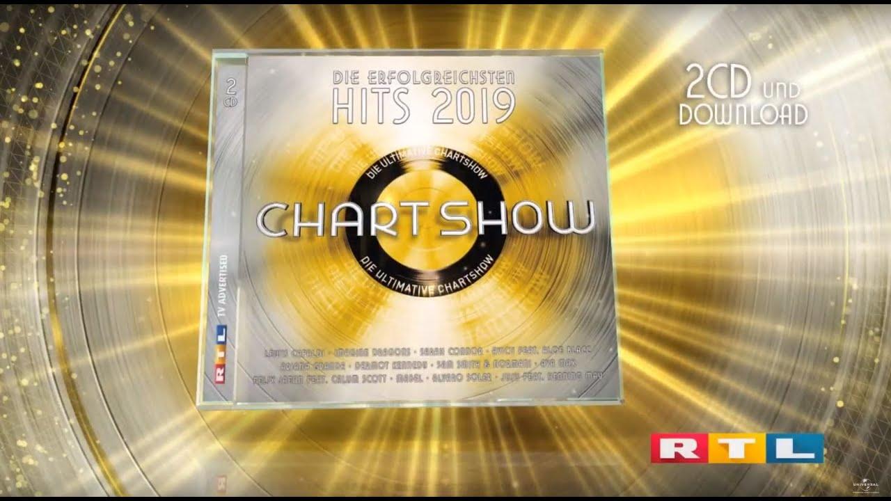 Die Ultimative Chartshow Die Erfolgreichsten Hits 2019