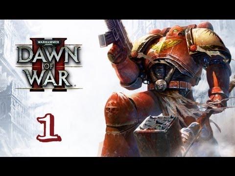 Смотреть прохождение игры warhammer 40000 dawn of war 2