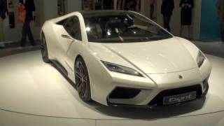 Lotus Esprit Concept 2010 Videos
