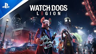 Watch Dogs Legion - Tráiler PS4 en ESPAÑOL | PlayStation España